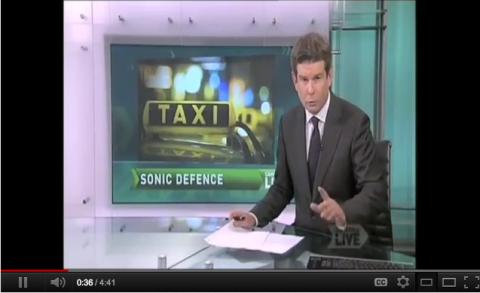 nieuws, Nieuw-Zeeland, taxi, veiligheid, sound barrier
