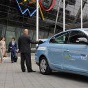 Connexxion, Renault Fluence, elektrische taxi