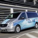 Elektrische taxi, Vito, Mercedes-Benz, taxibus