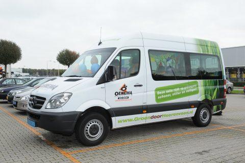 taxi, taxibus, Oenema, Heerenveen