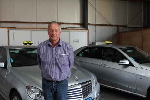 NIcoLakenman, taxi-ondernemer, taxi, Taxicentrale West-Friesland