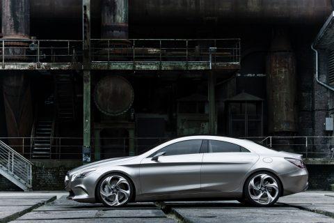Showcar, Mercedes-Benz, Concept Style Coupé