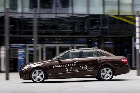 E-Klasse, Hybride, Mercedes-Benz, E-Klasse