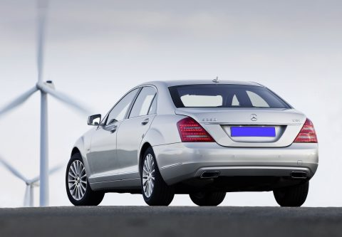 Mercedes-Benz, S 250 CDI, taxi