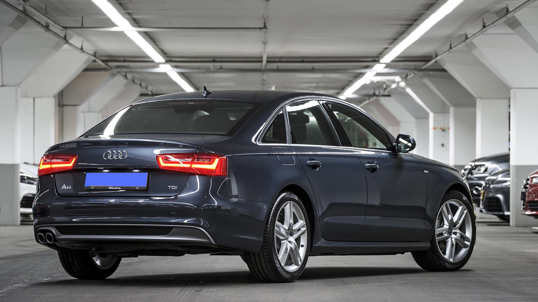 Nieuwe dieselinstapper Audi A6 vanaf 45.500 euro | TaxiPro