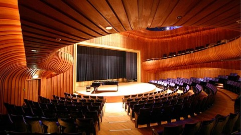 Zaal, Congres, Philharmonie, Haarlem