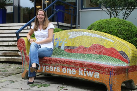 Tessa Helvensteijn, Kiwa, accountmanager