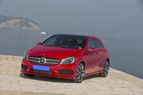 Mercedes-Benz, A-Klasse, nieuw