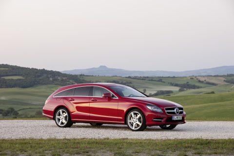 CLS Shooting Brake, Mercedes-Benz