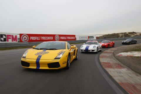 race experience, Bleekemolen, Zandvoort, Lamborghini, Porsche, Ferrari, Aston Martin