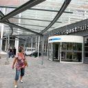 westfriesgasthuis, ziekenhuis, ingang, taxi