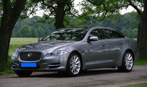 Jaguar, XF, taxi, diesel
