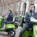 elktrische scooter taxi