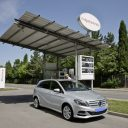 Mercedes-Benz, B-Klasse, aardgas, taxi, biogas