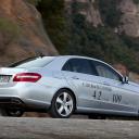 Mercedes-Benz, E300, Bluetec, Hybrid