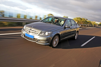Mercedes-Benz, C-Klasse, Taxi