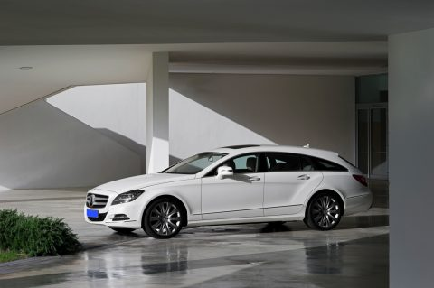 Mercedes-Benz, CLS, Shooting Brake, station
