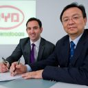 BYD, greentomatocars, elektrische taxi, contract, directeur