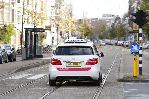 Jongepier, Mobility Masters, opleiding, Taxi, taxichauffeur
