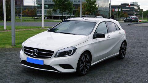 Mercedes, A-Klasse, nieuw, taxi