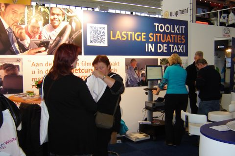 sociaal fonds taxi, taxi expo