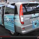 Mercedes-Benz, Taxi Expo, Vito, taxivoertuig, taxi, elektrisch