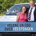 Helene, Edo, feestdagen, taxichauffeur, AxiTaxi