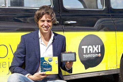 Steven Blom, TomTom, taxi