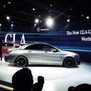 Mercedes-Benz, CLA, A-Klasse sedan