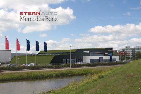 stern auto, amsterdam, Mercedes-Benz