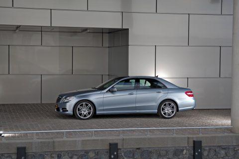 Mercedes-Benz, E300, hybride