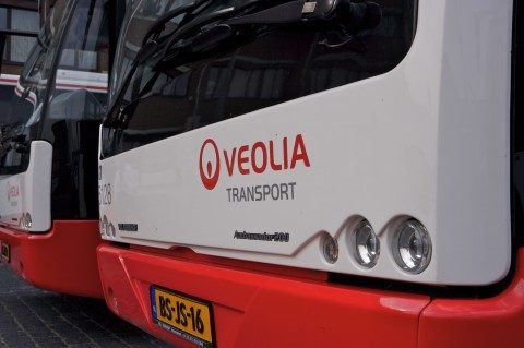 Veolia, Transport