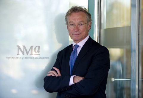 NMa, Chris Fonteijn, Nederlandse Mededingingsautoriteit