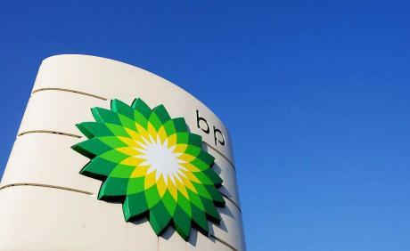 BP, tankstation, logo