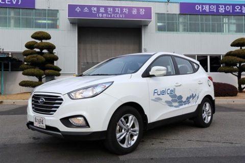 Hyundai, ix35-Fuel-Cell