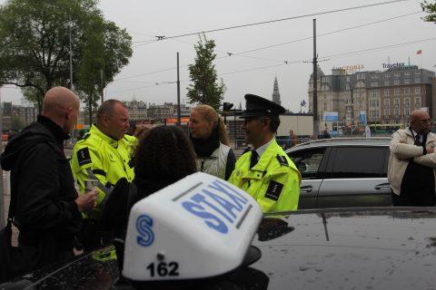 Staxi, TTO, Amsterdam, politie, taxi