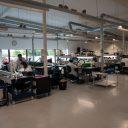 Quipment, BCT, productiehal, Venne Electronics, Boordcomputer Taxi