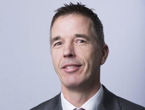 Hubert Andela, secretaris, KNV Taxi