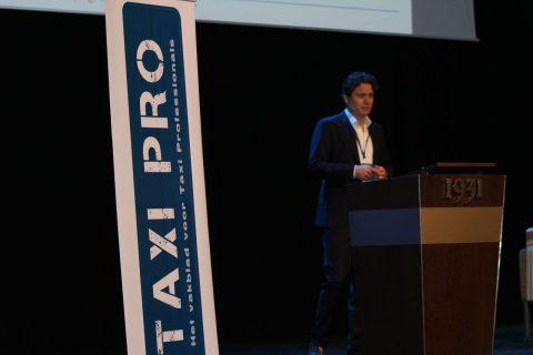 Joan Blaas, presentatie, Nationaal Congres Contractvervoer, TaxiPro