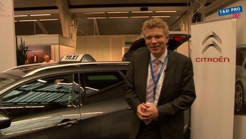 Tom Vermeulen, Citroën, TaxiPro, Vakbeurs, NCCV