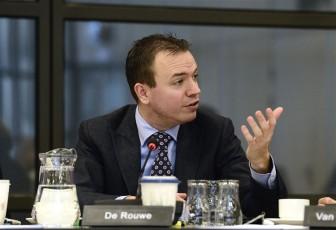 Sander de Rouwe, Tweede Kamer, Kamerlid, CDA