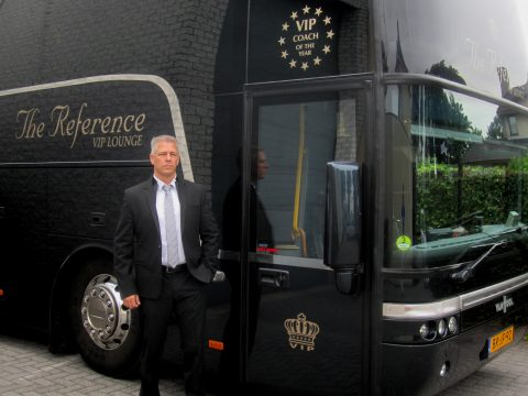 Edwin Leuris, ABC Specials, vipvervoer, besloten busvervoer, touringcar, ondernemer