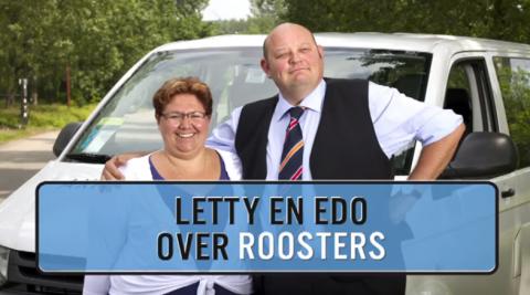AxiTaxi, Letty en Edo, roosters