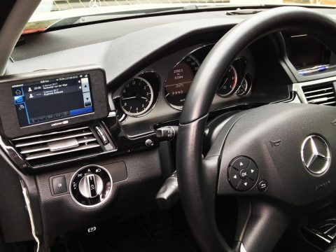 Cabman BCT, Boordcomputer Taxi