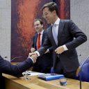 Mark Rutte, Diederik Samson, regering, kabinet