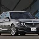 Mercedes-Benz, plug-in hybride, S 500, elektromotor