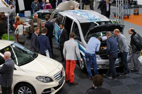 Taxi Expo, Amsterdam RAI