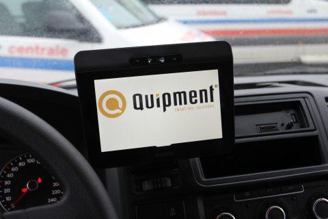 Quipment, Boordcomputer Taxi, BCT