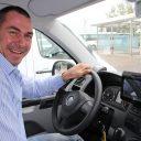 Patrick van der Hel, Helbro, taxibedrijf, directeur, Boordcomputer Taxi, BCT