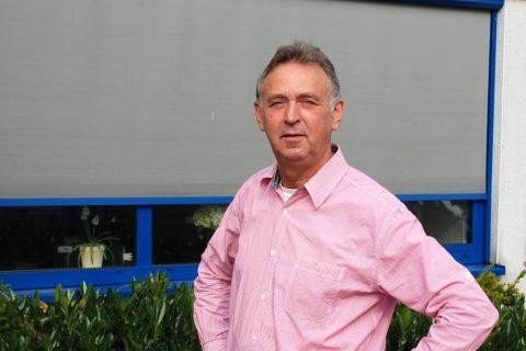 Frank van Boxtel, directeur Quattrotax, taxibedrijf
